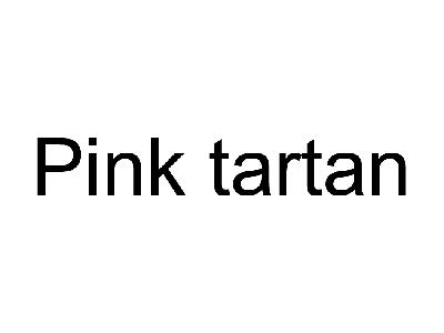 PINKTARTAN