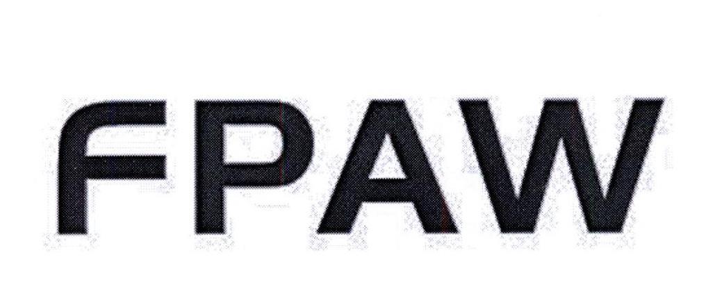 转让商标-FPAW