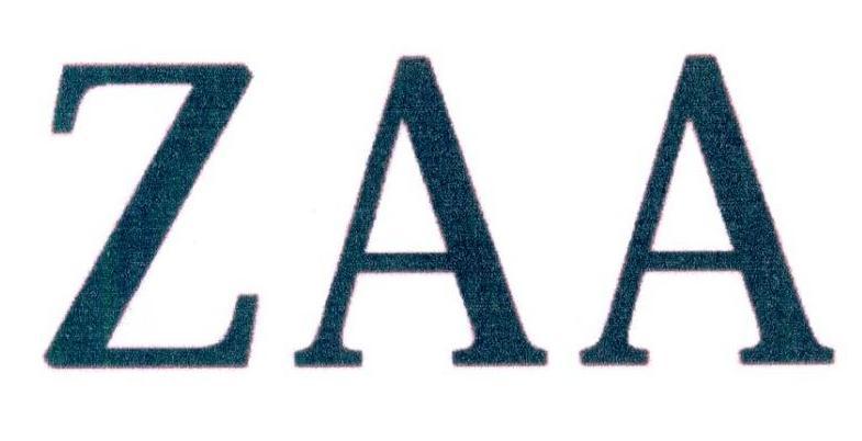 转让商标-ZAA