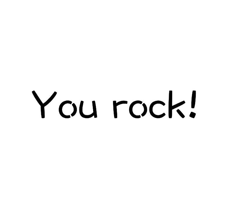 转让商标-YOU  ROCK