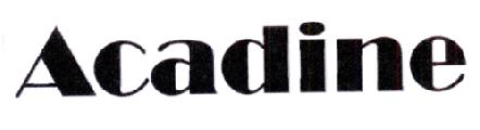 转让商标-ACADINE