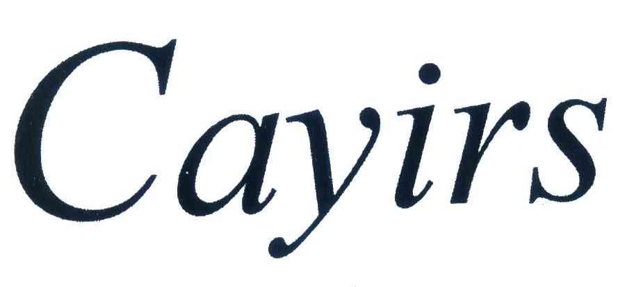 CAYIRS
