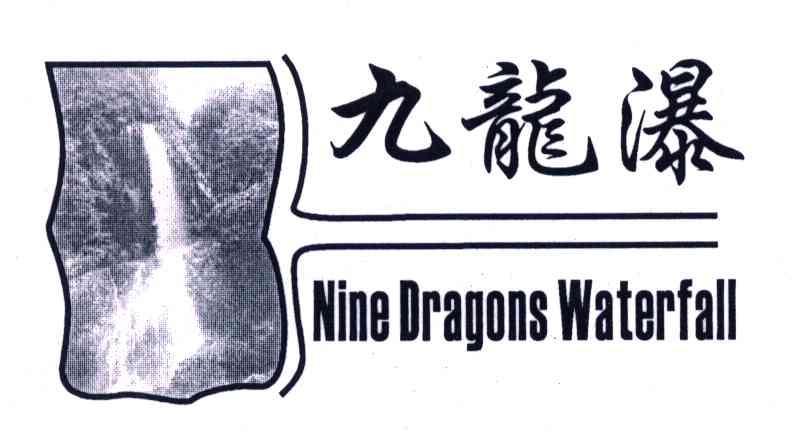 商標文字九龍瀑;NINE DRAGONS WATERFALL商標注冊號 4254337、商標申請人桂林市龍港旅游開發有限公司的商標詳情 - 標庫網商標查詢