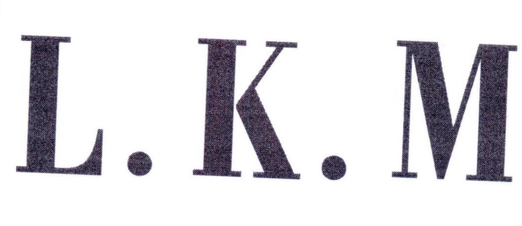 转让商标-L.K.M