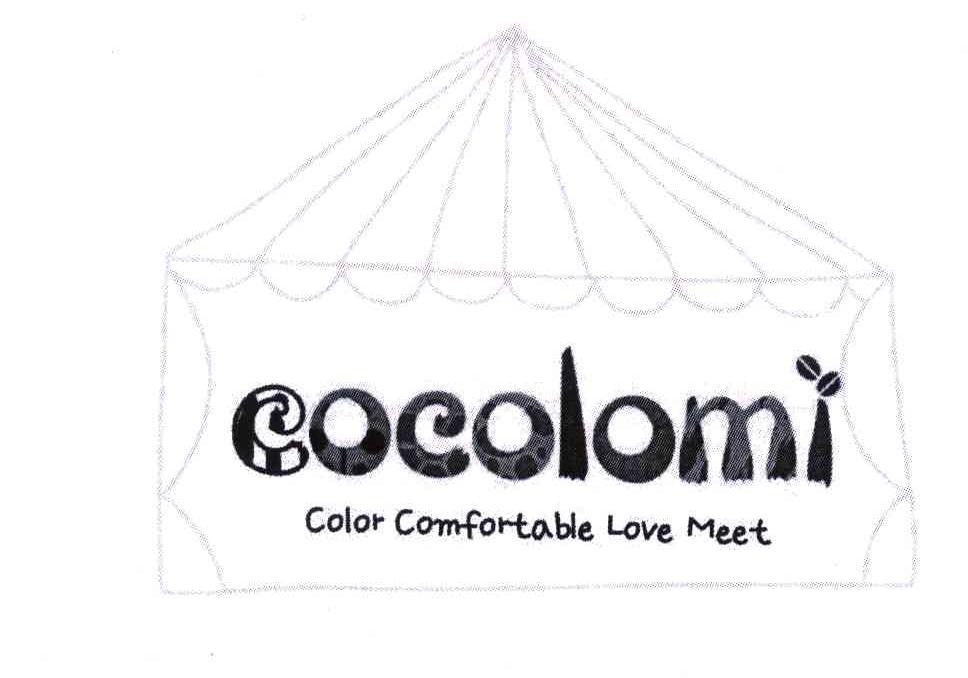 商标文字COCOLOMI;COLOR COMFORTABLE LOVE MEET商标注册号 6893558、商标申请人金贤济JR1331484的商标详情 - 标库网商标查询