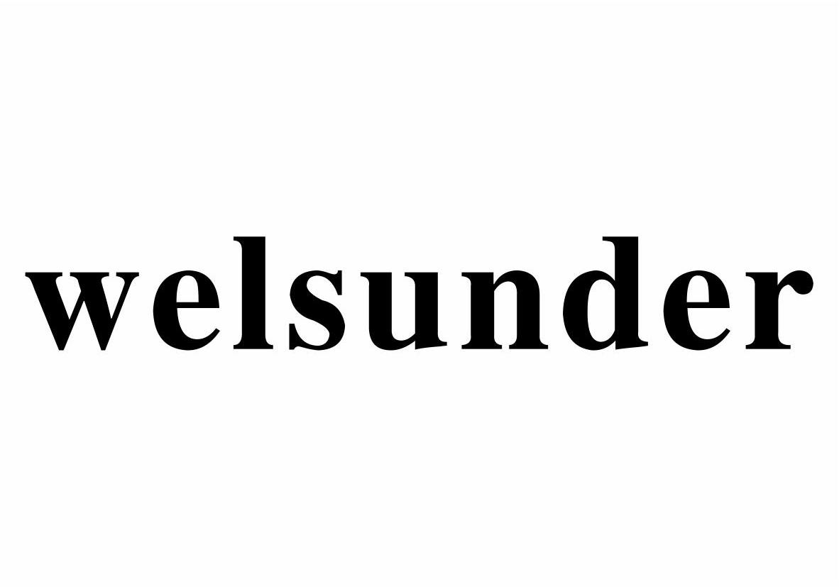 转让商标-WELSUNDER