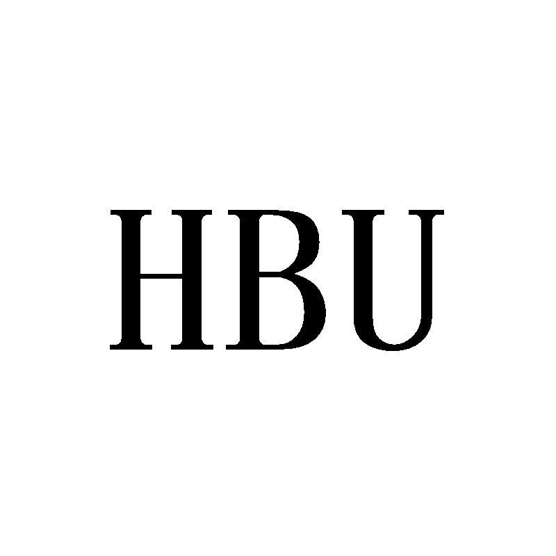 转让商标-HBU
