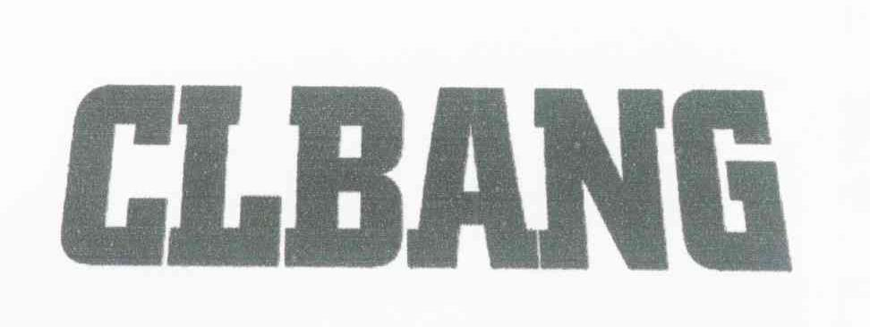 转让商标-CLBANG