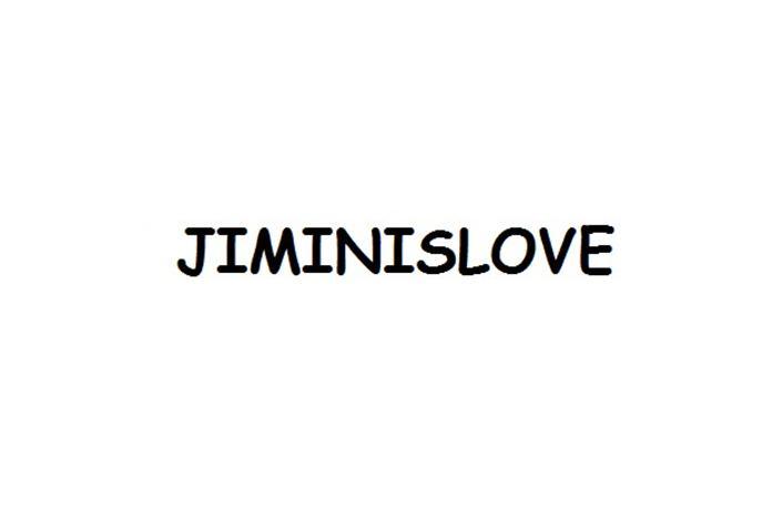 JIMINISLOVE