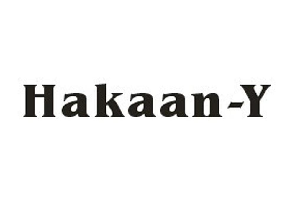 转让商标-HAKAAN-Y