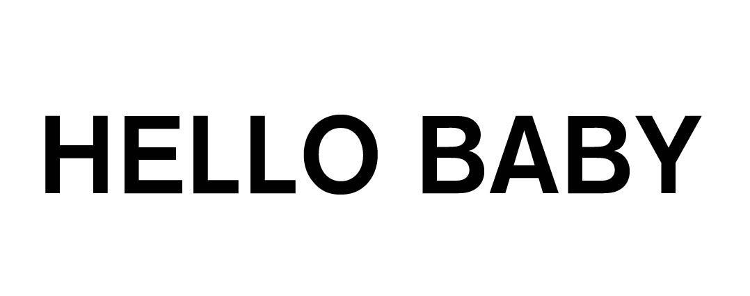 转让商标-HELLO BABY
