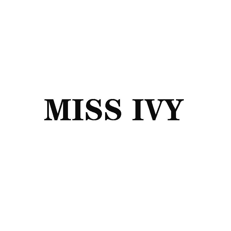 转让商标-MISS IVY