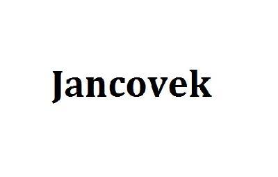 JANCOVEK