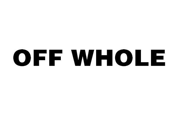 OFF WHOLE_25商标转让_25商标购买-购店网商标转让平台