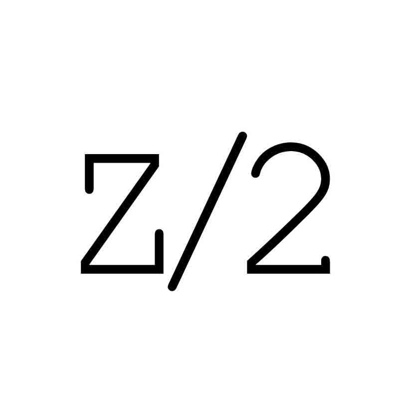 [3类]Z/2