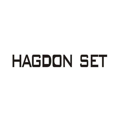 HAGDON SET