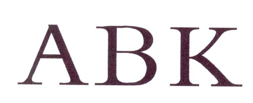 转让商标-ABK