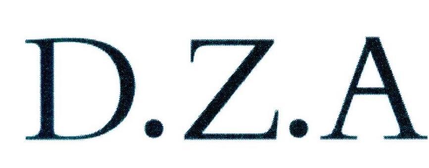 转让商标-D.Z.A
