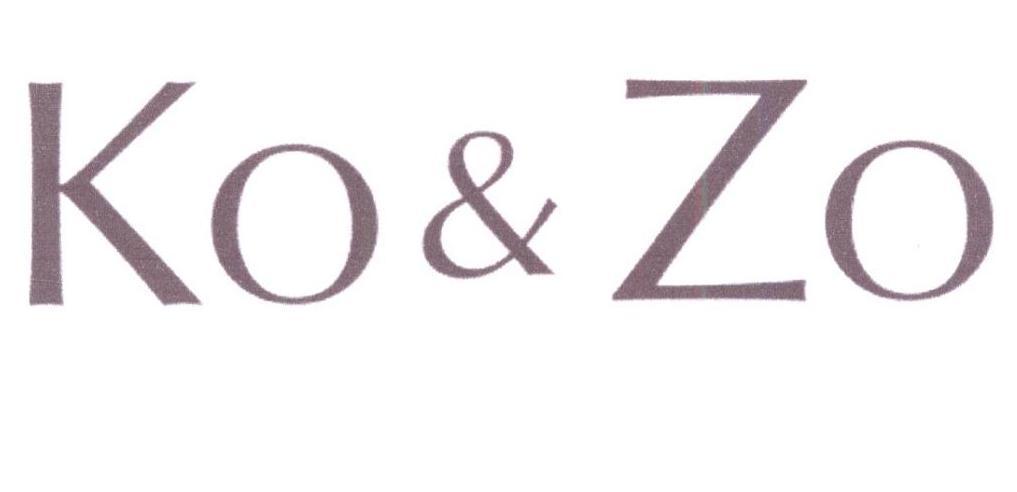 转让商标-KO&ZO