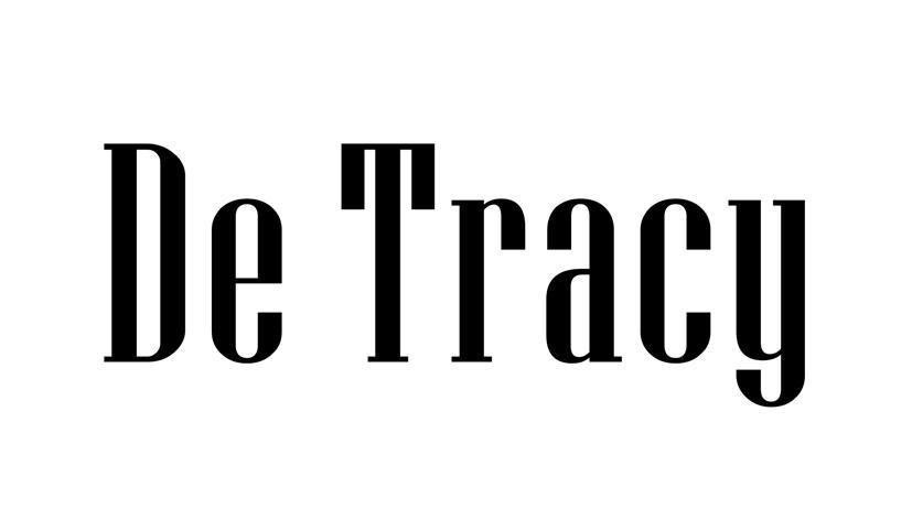 DE TRACY
