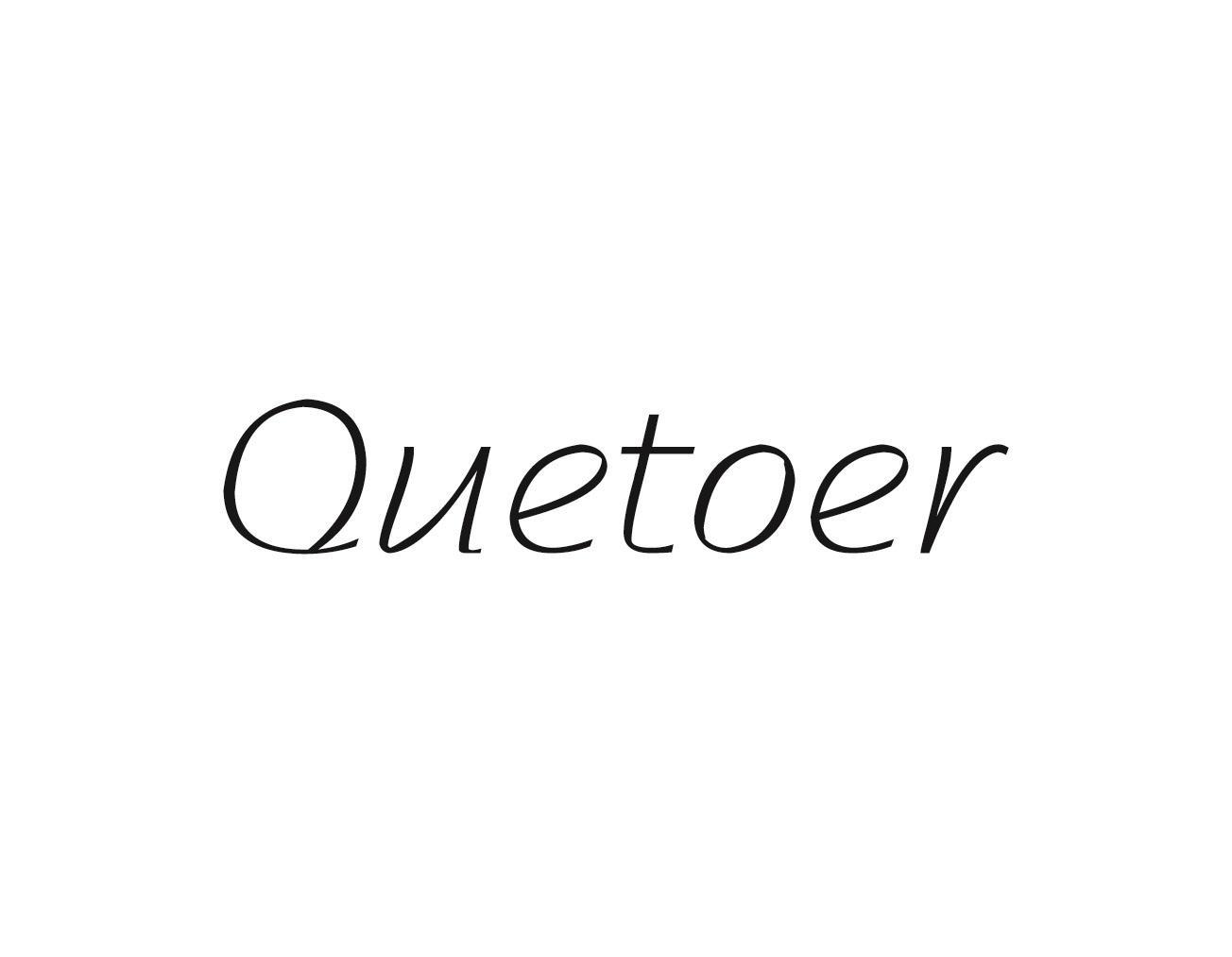 QUETOER