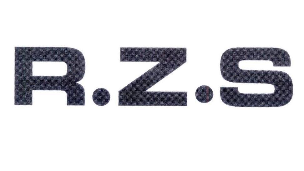 转让商标-R.Z.S
