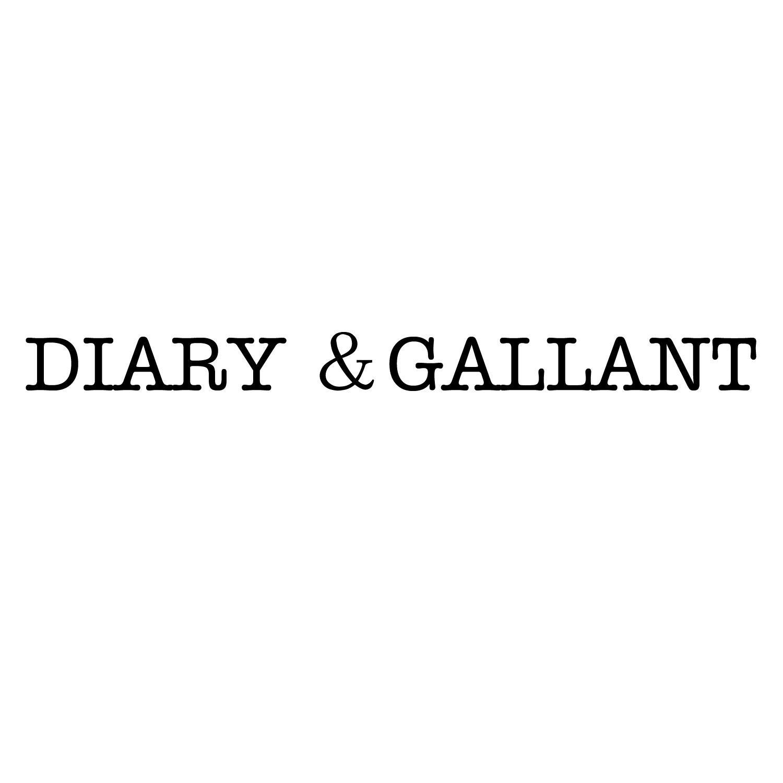 转让商标-DIARY&GALLANT