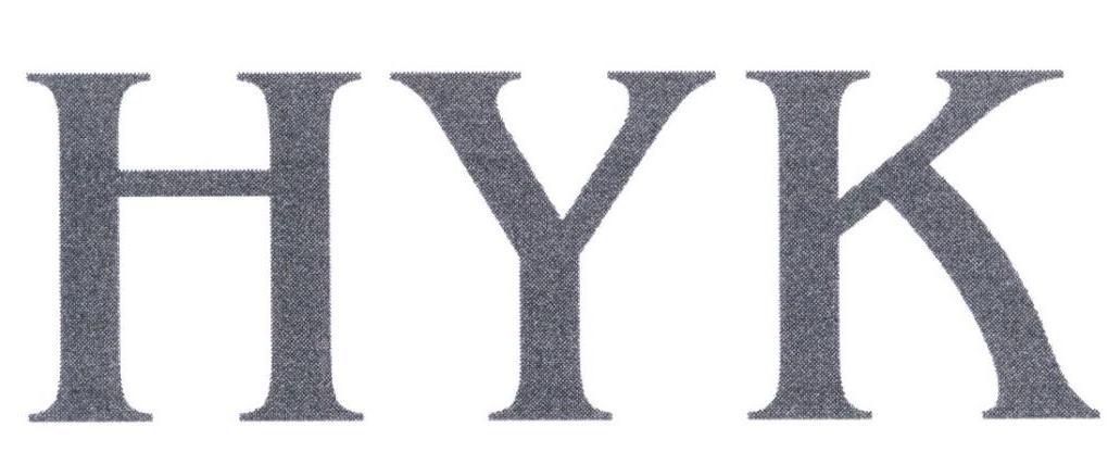转让商标-HYK