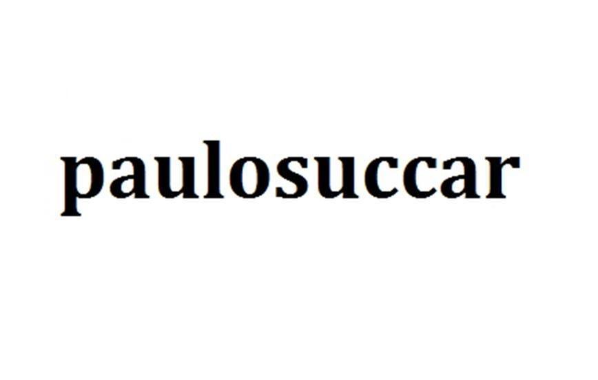 PAULOSUCCAR