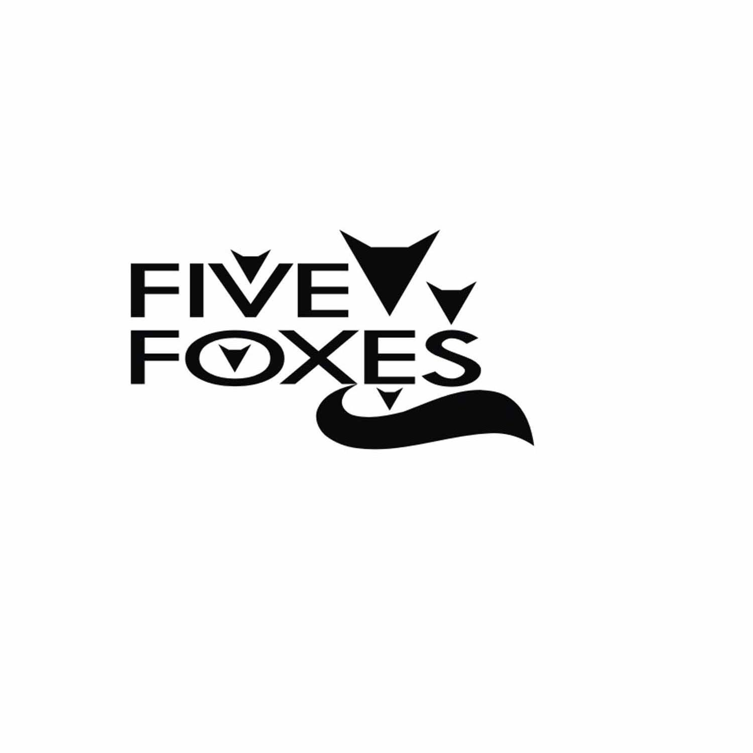 FIVE FOXES