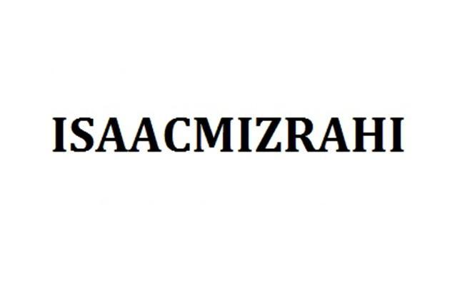 ISAACMIZRAHI