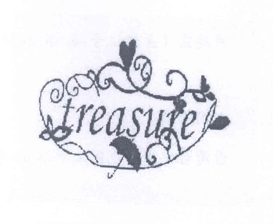 商标文字TREASURE商标注册号 14221499、商标申请人卢建宗N124057174的商标详情 - 标库网商标查询