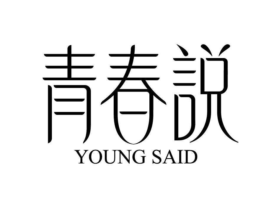 青春说  YOUNG SAID
