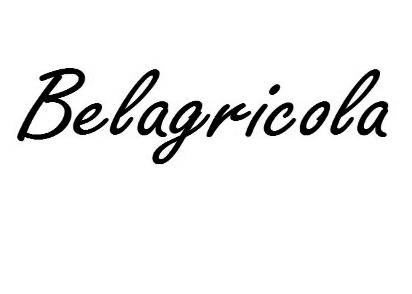 转让商标-BELAGRICOLA