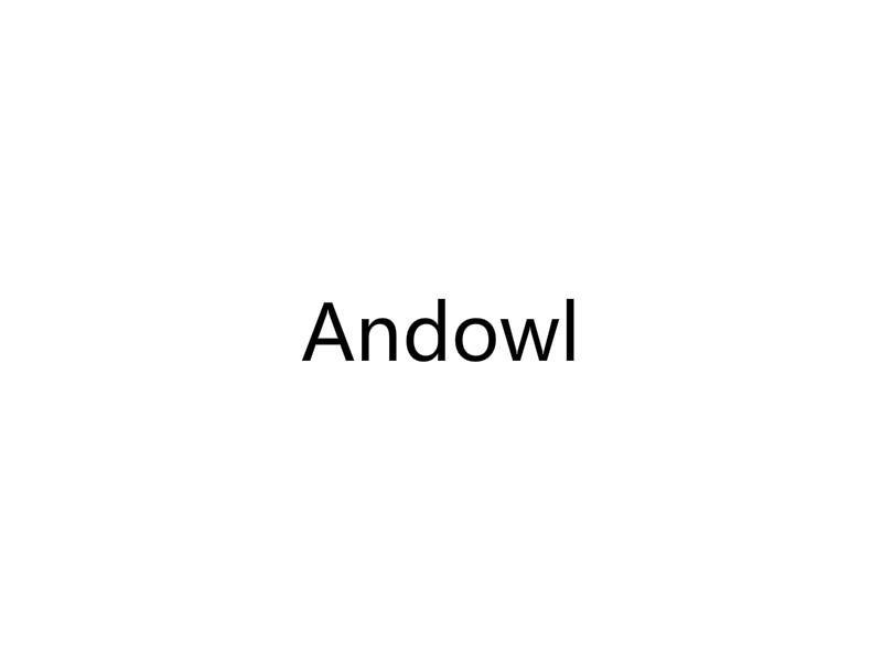 转让商标-ANDOWL