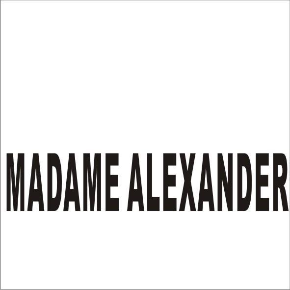 转让商标-MADAME ALEXANDER
