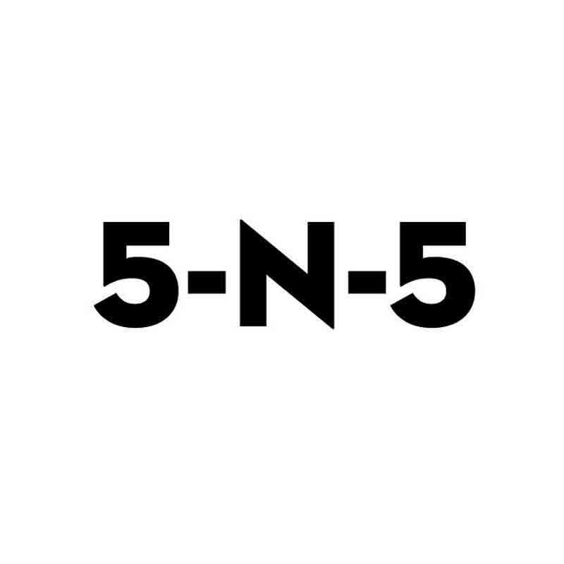 25类-服装鞋帽,5N5