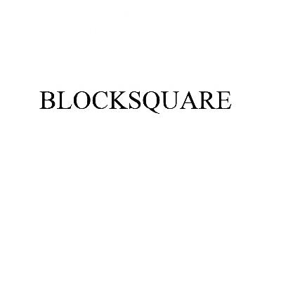 转让商标-BLOCKSQUARE