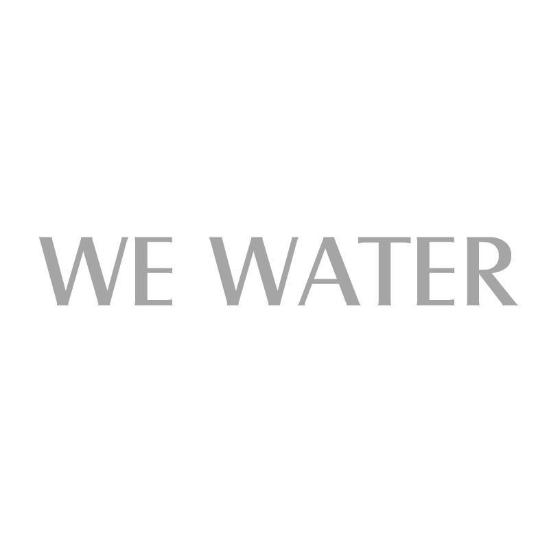 转让商标-WE WATER