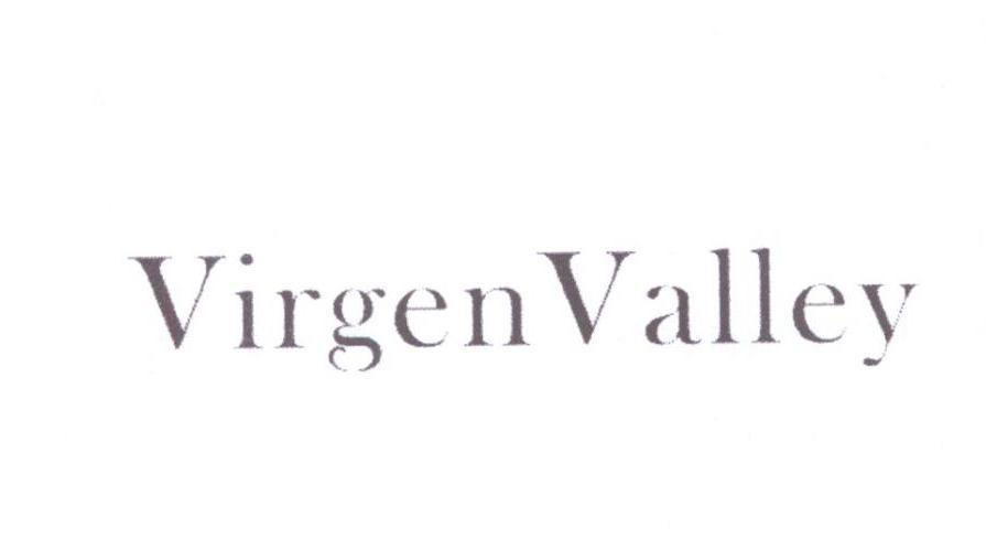 转让商标-VIRGEN VALLEY
