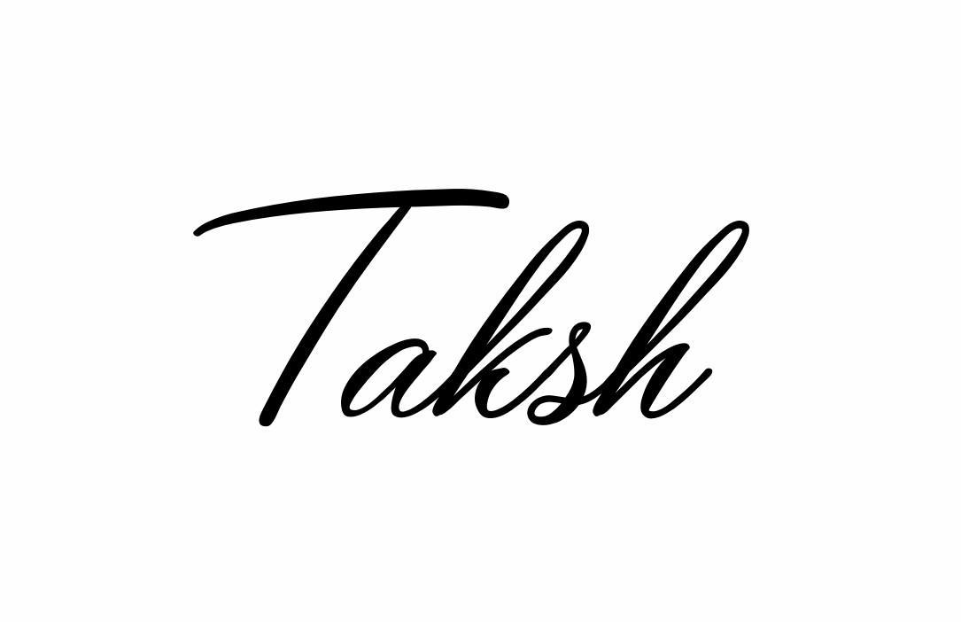 转让商标-TAKSH
