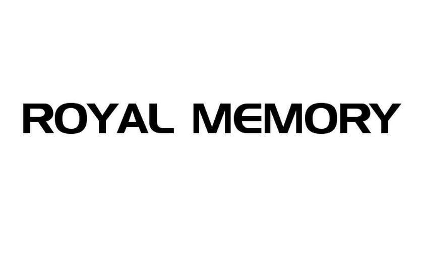 转让商标-ROYAL MEMORY