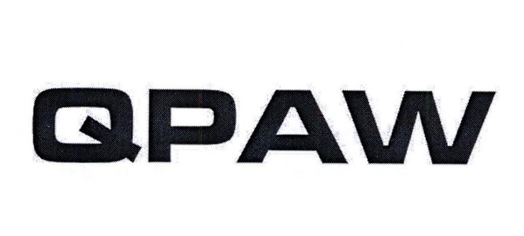 转让商标-QPAW