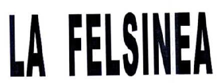 转让商标-LA FELSINEA