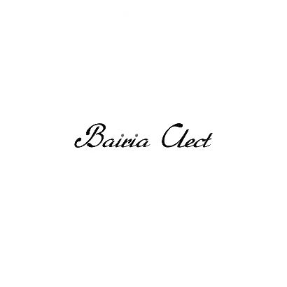 转让商标-BAIRIA CLECT