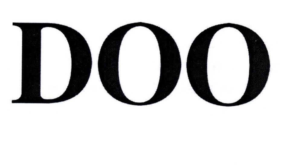转让商标-DOO
