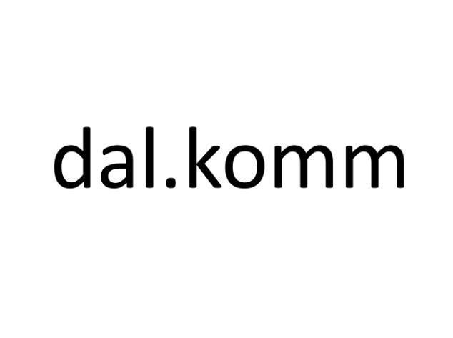 转让商标-DAL.KOMM
