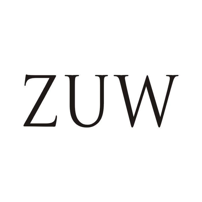 转让商标-ZUW