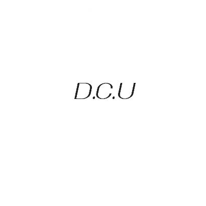 转让商标-D.C.U